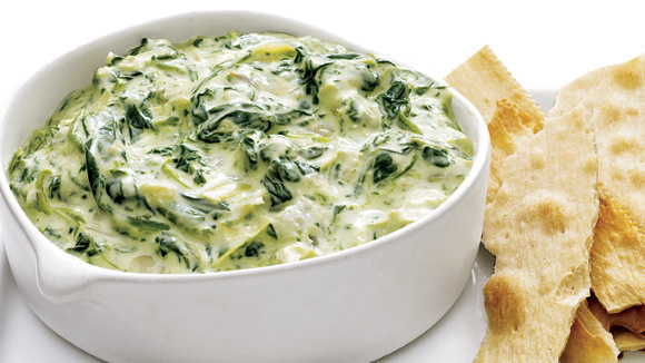 Spinach Dip w/Chips